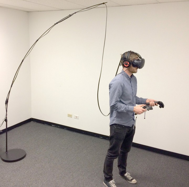 Tired Of Cables In Vr We Are Too