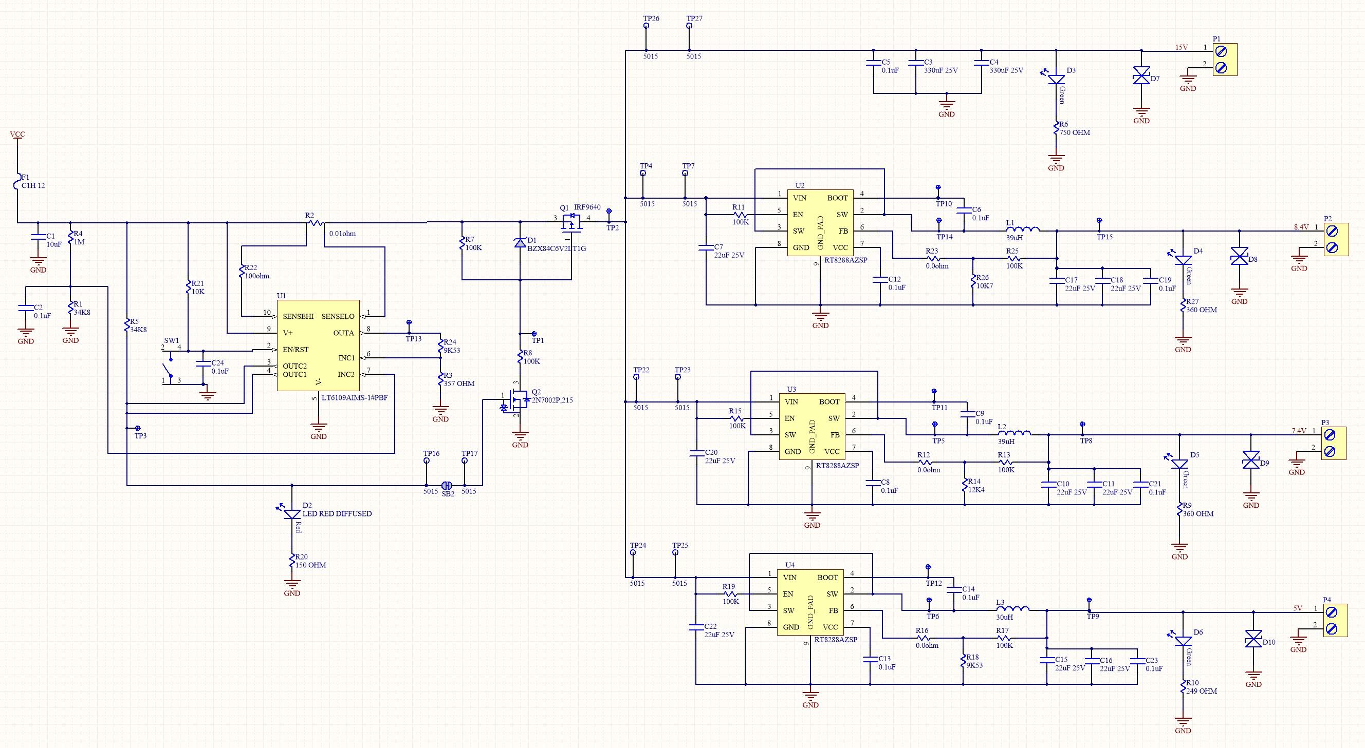 schematic capture  | justinmklam.com
